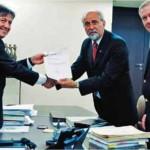 Presidente do CFC recebe estudo realizado pela Fenacon